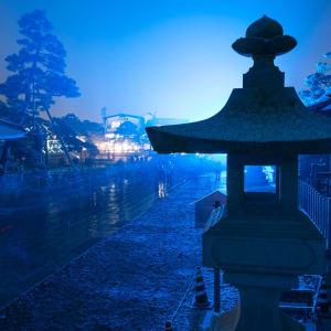 Au pays du soleil levant de Tokyo: Nagano Zenkoji Temple