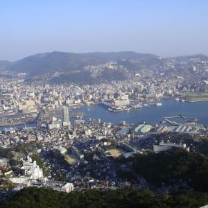 Gruppenreise «Im Reich der Sonnengöttin» ab Kyoto: Nagasaki: Mount Inasa