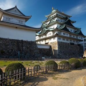 Au pays du soleil levant de Tokyo: Nagoya: Castle