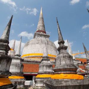 Von Küste zu Küste im Süden Thailands ab Krabi: Nakhon Si Thammarat Wat Mahathat