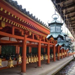 Circuit en groupe «Fuji» de Kyoto: Nara Kasuga-Taisha Shrine