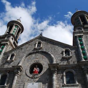 Inselwelt Visayas ab Negros: Negros Bacolod Church