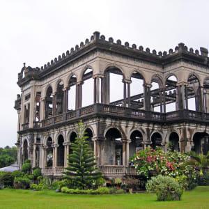 Inselwelt Visayas ab Negros: Negros Bacolod - The Ruins