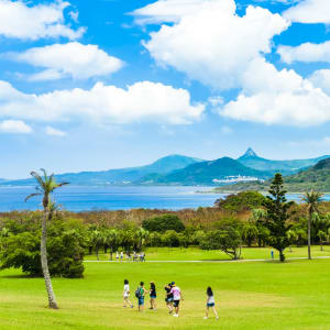 Les hauts lieux de Taïwan de Taipei: Ngoluanpi park beside the sea in Kenting