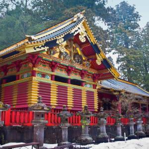 Circuit en groupe «Découverte du Japon et de la Corée du Sud» de Séoul: Nikko: Toshogu Shrine