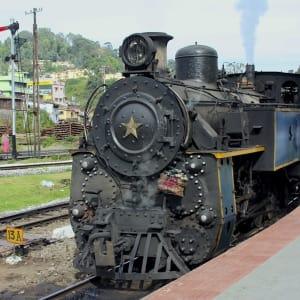 Le sud diversifié de l'Inde de Kochi: Nilgiri: Locomotive Breath