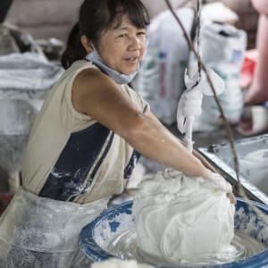 Streifzug durch Bangkoks Umgebung: Noodle Factory