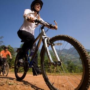 Impressionen Nordvietnams ab Hanoi: North Vietnam: Biking