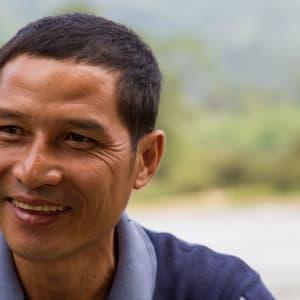 Sur les traces de l'opium de Chiang Mai: Northern Thailand: Khun Nan My Dream Guesthouse