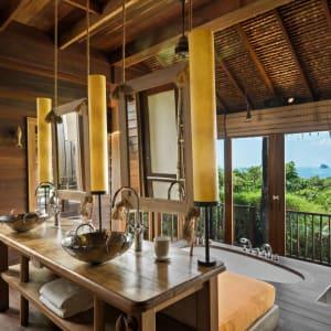 Six Senses Yao Noi in Ko Yao: Ocean Pool Villa | Bathroom