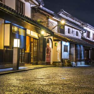 Entdeckungen im Westen Japans ab Kyoto: Okayama Kurashiki