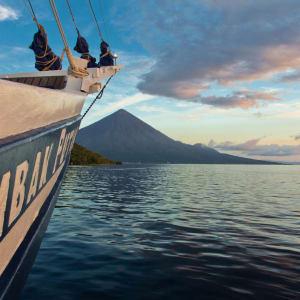Kreuzfahrt durch die Inselwelt Indonesiens / Bali - Flores ab Südbali: Ombak Putih