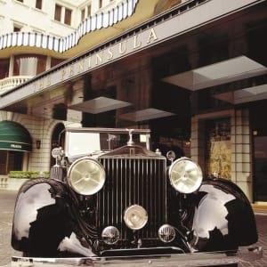 The Peninsula Hong Kong: 1934 Rolls-Royce Phantom II