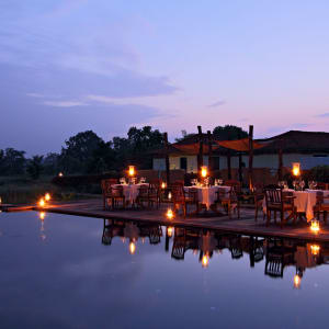 Samode Safari Lodge in Bandhavgarh: