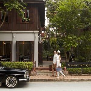 Burasari Heritage in Luang Prabang: Arrive in style