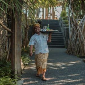 WakaGangga in Südbali: Balinese hospitality