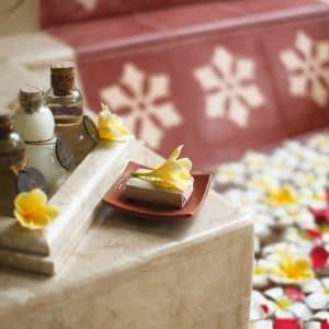 Wapa di Ume Sidemen à Ouest de Bali: Bathroom detail