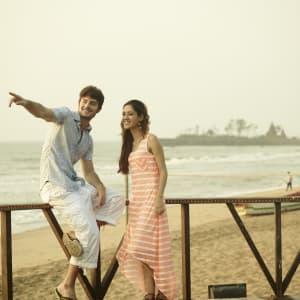 Radisson Blu Resort Temple Bay in Mahabalipuram: Beach Deck