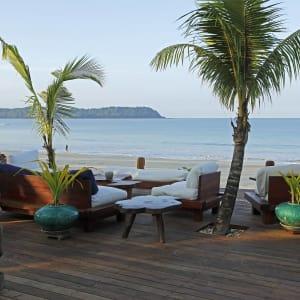 Ngapali Bay Villas & Spa: Beach Hangout
