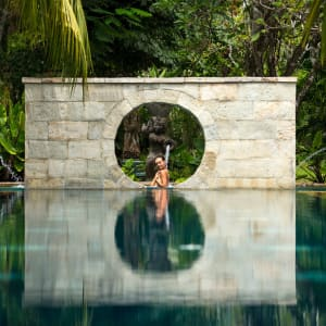 Nusa Dua Beach Hotel & Spa à Sud de Bali: Circle at Spa Lap Pool
