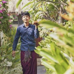 The Pavilions Bali in Südbali: friendly guy