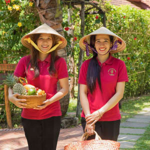 Cassia Cottage in Phu Quoc: Friendly staff