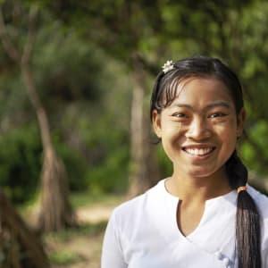 Wa Ale in Mergui Archipel: Lampi Community