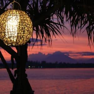 Mahamaya in Gili: Lantern