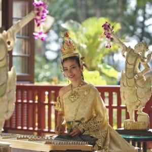 Dusit Thani Laguna in Phuket: Lobby Music