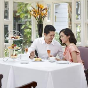 Sofitel Legend Metropole à Hanoi: L'Orangerie High Tea