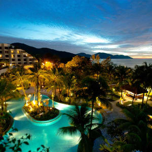 Parkroyal Penang Resort: Night shot