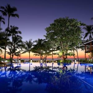 Sandoway Resort à Ngapali: Night shot
