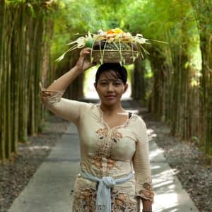 The Pavilions Bali in Südbali: Offering