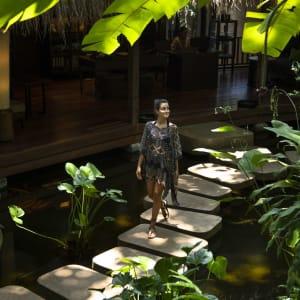 Anantara Rasananda Koh Phangan Villas in Ko Phangan: Pathway to Spa