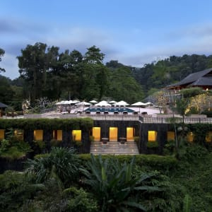 The Datai Langkawi:  Property overview