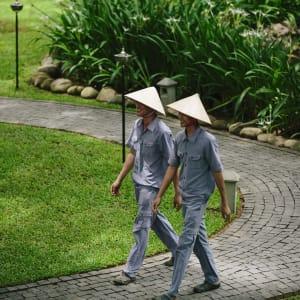 Anantara Hoi An Resort: Resort staff