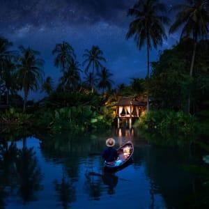 Anantara Mai Khao Phuket Villas: Sala Exterior