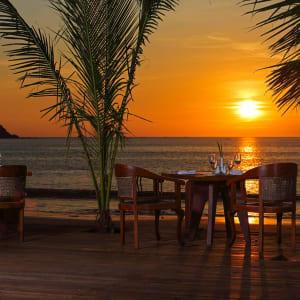Ngapali Bay Villas & Spa: Sunset