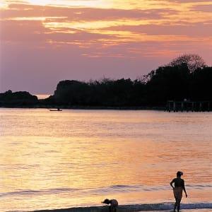 Koh Chang Paradise in Ko Chang: Sunset