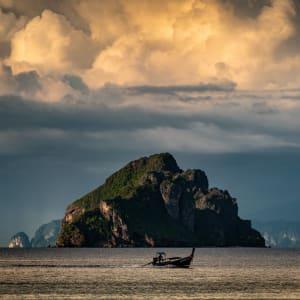 Zeavola Resort à Ko Phi Phi: Sunset