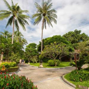 Fair House Beach Resort & Hotel à Ko Samui: Surrounding | Pathway