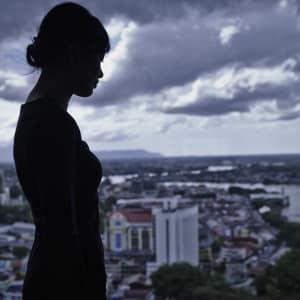 Pullman Kuching: View