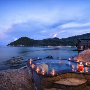 Panviman Resort in Ko Phangan: Villa Twilight