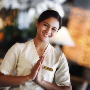 InterContinental Bali Resort à Sud de Bali: Warm Greetings