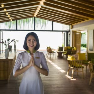Dusit Princess Moonrise Beach Resort à Phu Quoc: Welcome