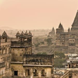 L'Inde pour les fins connaisseurs de Delhi: Orchha: Palace