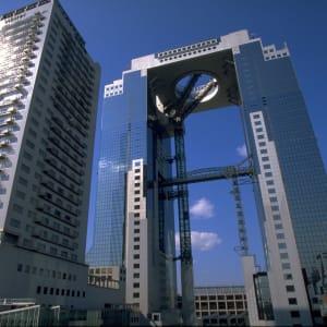 Gruppenreise «Im Reich der Sonnengöttin» ab Kyoto: Osaka: Umeda Sky Buildung