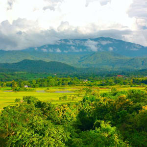 Mietwagenrundreise Mae Hong Son ab Chiang Mai: Pai: beautiful contryside