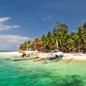 Traumhaftes Palawan: Palawan Pandan Island Honda Bay