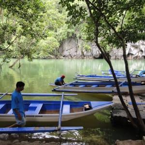 Traumhaftes Palawan: Palawan Sabang underground river